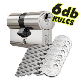 Zárbetét 30x30 6 db. kulcs Titán K1