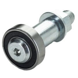 Vezető görgő  32 mm. acél
