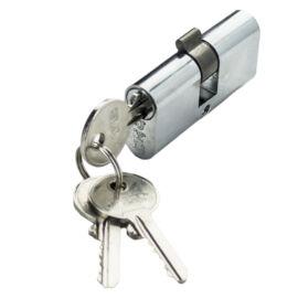 Zárbetét ovál 27x27 3 db. kulcs
