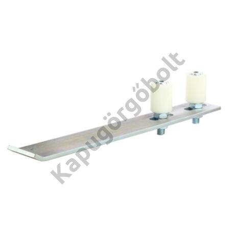 Felső vezető 2x30 mm. betonozható konzol