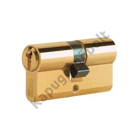 Zárbetét 25x25 3 db. kulcs Iseo