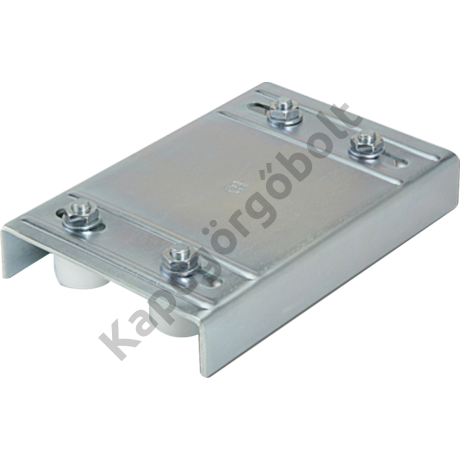 Felső vezető 4x Ø 30 mm lemez
